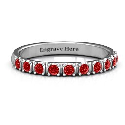Stackable Rings Personalized By You Jewlr