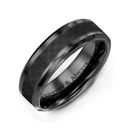 e325f96c39 Men's Promise Rings - Personalized For Husband or Boyfriend | Jewlr