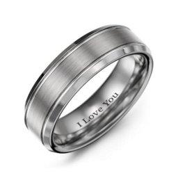 Men S Promise Rings Personalized For Husband Or Boyfriend Jewlr